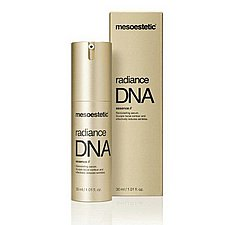 Serum remodelujące Mesoestetic Radiance DNA Essence z DMAE i elastyną 30ml - Prezentowane zdjęcie może się nieco różnić od aktulanego wyglądu towaru.